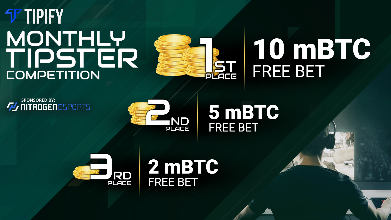 Monthly Tipster Competition
